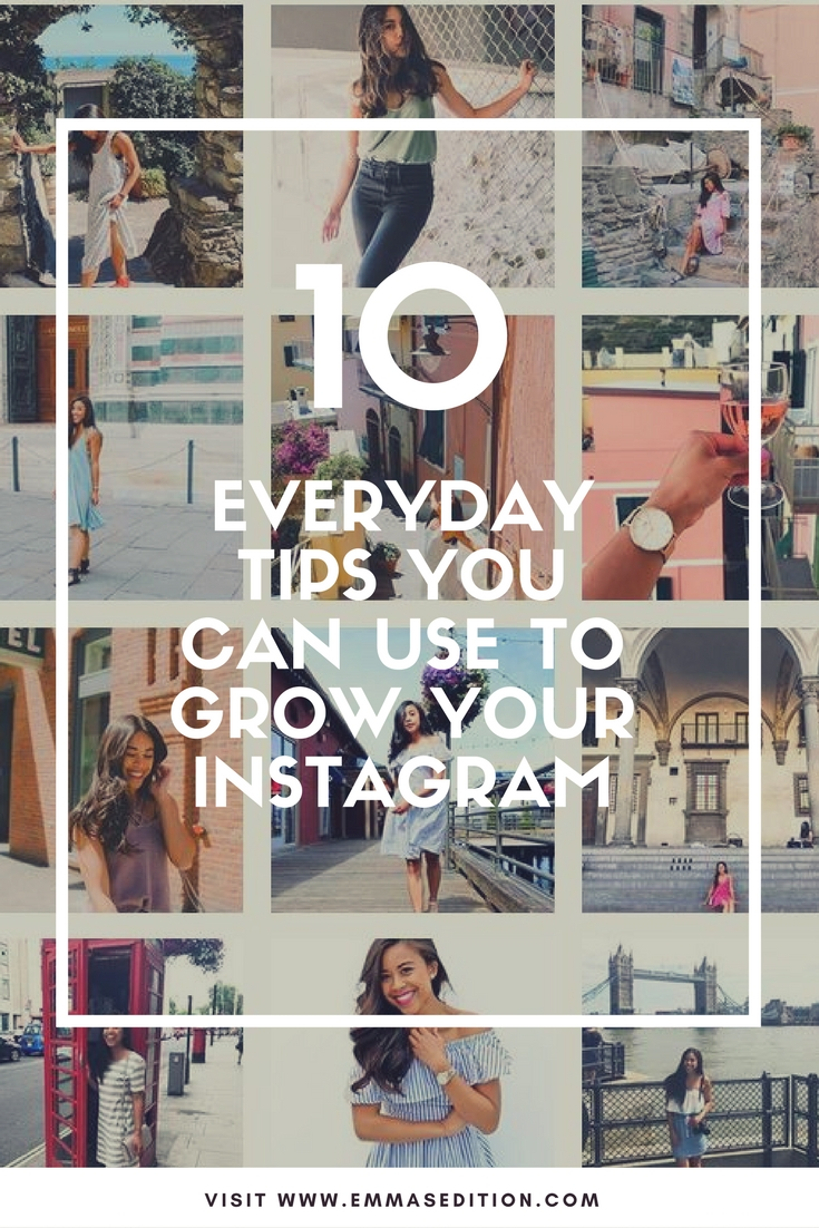 Grow Your Instagram - How to Gain More Instagram Followers - Pinterest _ blogger tips and tricks