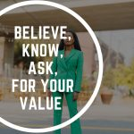 ask for your value - gender pay gap campaign - UW communication leadership