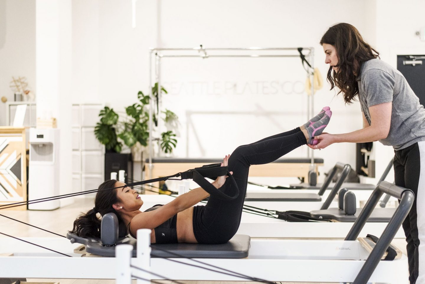 Reformer Pilates - Seattle Pilates Studios