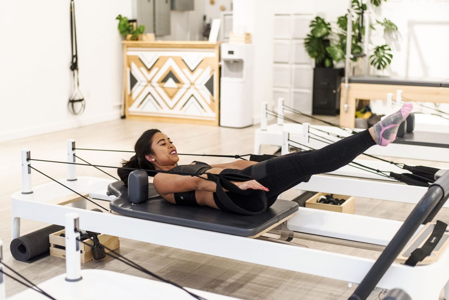 Reformer Pilates - Seattle Pilates Collective - Arm Pilates Workouts