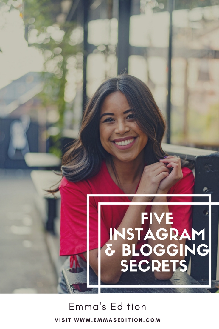 advice for new bloggers - emma cortes