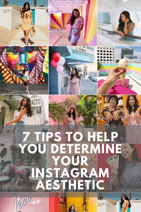 Instagram aesthetic idea – Instagram feed ideas – Instagram feed tips – Instagram aesthetic app – how to create your Instagram aesthetic – how to make your Instagram feed look good – Instagram theme ideas