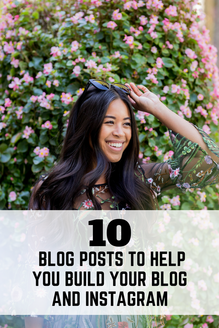 Blog and Instagram tips – blogging for beginners – personal blogging for beginners – blogging tips for beginners – how to work with brands on Instagram – how to work with brands when you're a new blogger – brand collaboration proposal – brand collaboration email sample – how to build your Instagram following – how to build your Instagram brand – how to build your brand on Instagram