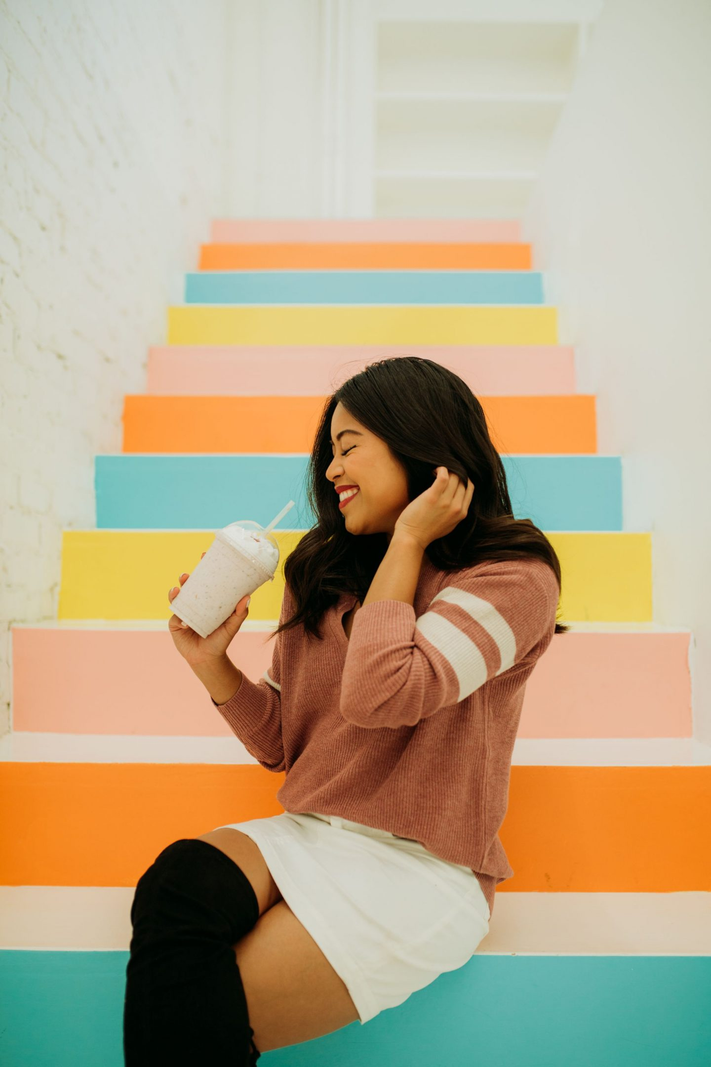 Fall Seasonal Flavors – molly moons flavors – molly moons seasonal scooper – ice cream downtown seattle – molly moons Wallingford – molly moons capitol hill – molly moons university village – seattle ice cream – homemade ice cream – best ice cream shops in seattle - rainbow stairs