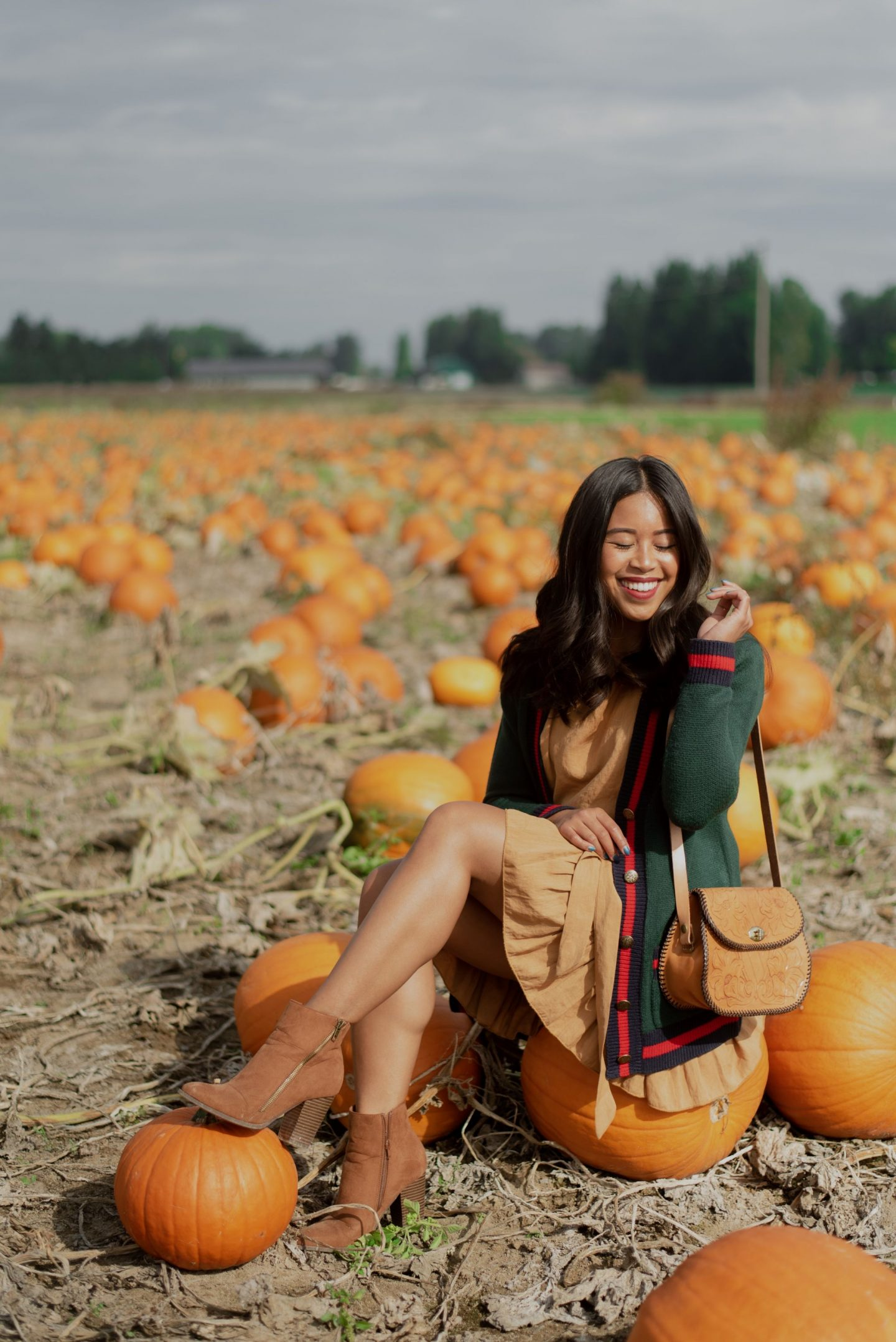 6 Pumpkin Patch Outfit Ideas You Can Wear This Fall