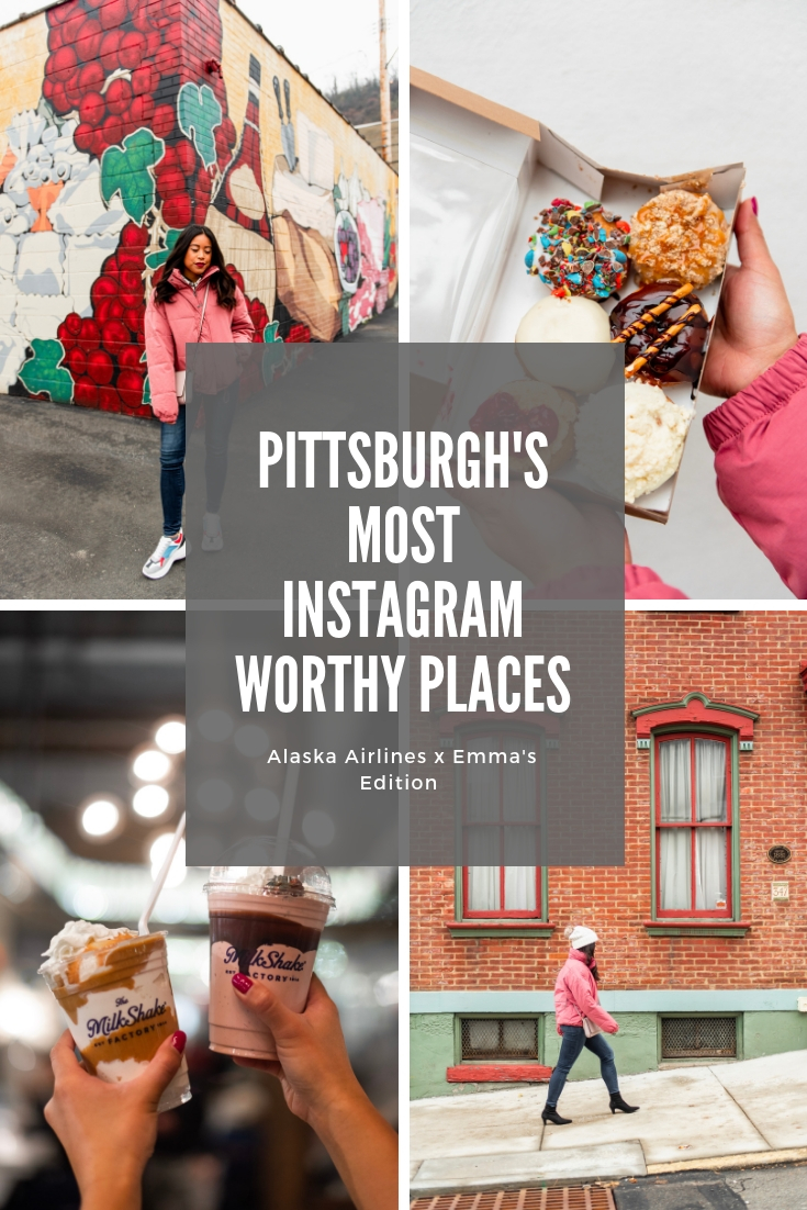 Pittsburgh's Most Instagram Worthy Places – most instagrammable place in Pittsburgh – best places to take photos in Pittsburgh – scenic places in Pittsburgh – aesthetic places in Pittsburgh – Instagram worthy restaurants in Pittsburgh – Instagram Pittsburgh