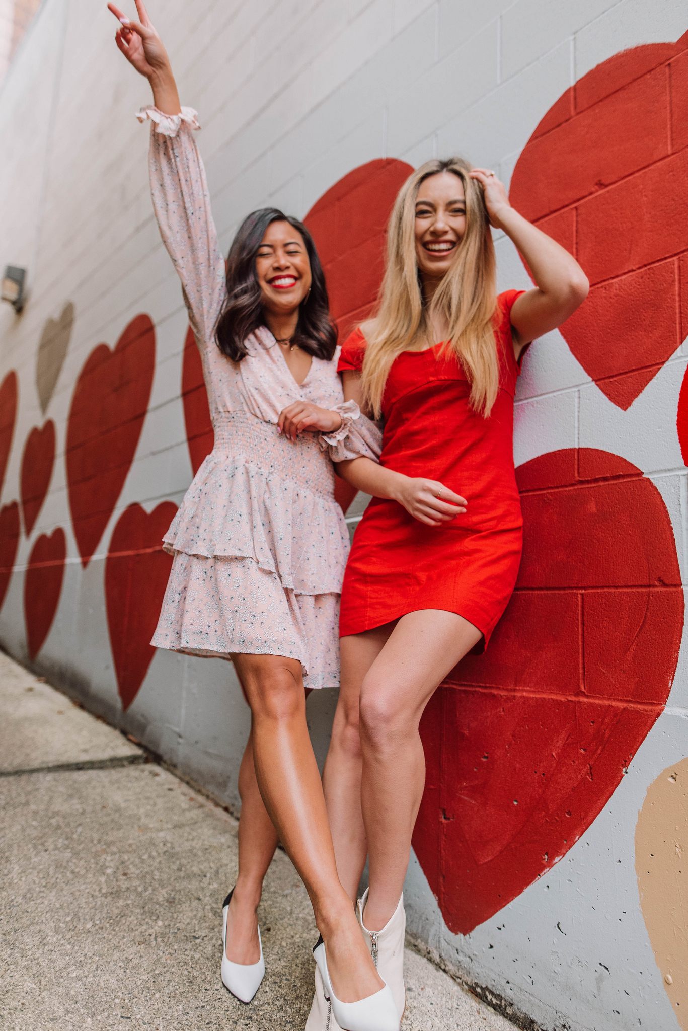 Lulus - Valentine's Day Outfit Ideas – Galentine's Day Outfit Ideas - valentines day outfits womens – what to wear for valentine's day dinner – valentine's day dresses - valentines day outfits for women classy - valentines day outfits for womens date - valentines day inspo - galentines day party - galentines day balloons - galentines day party decorations