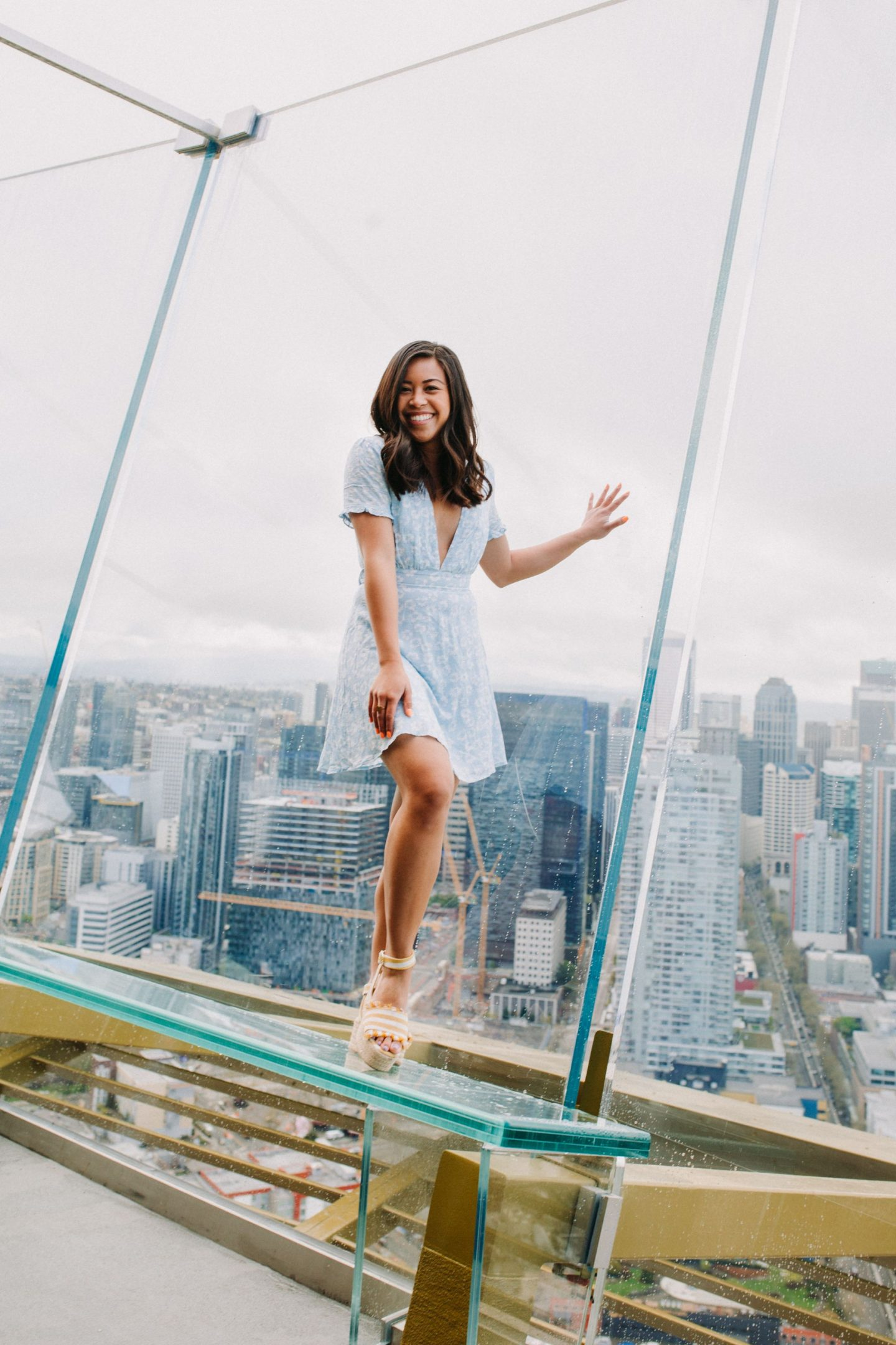 Space Needle - Instagram spots in Seattle - Things to See in Seattle
