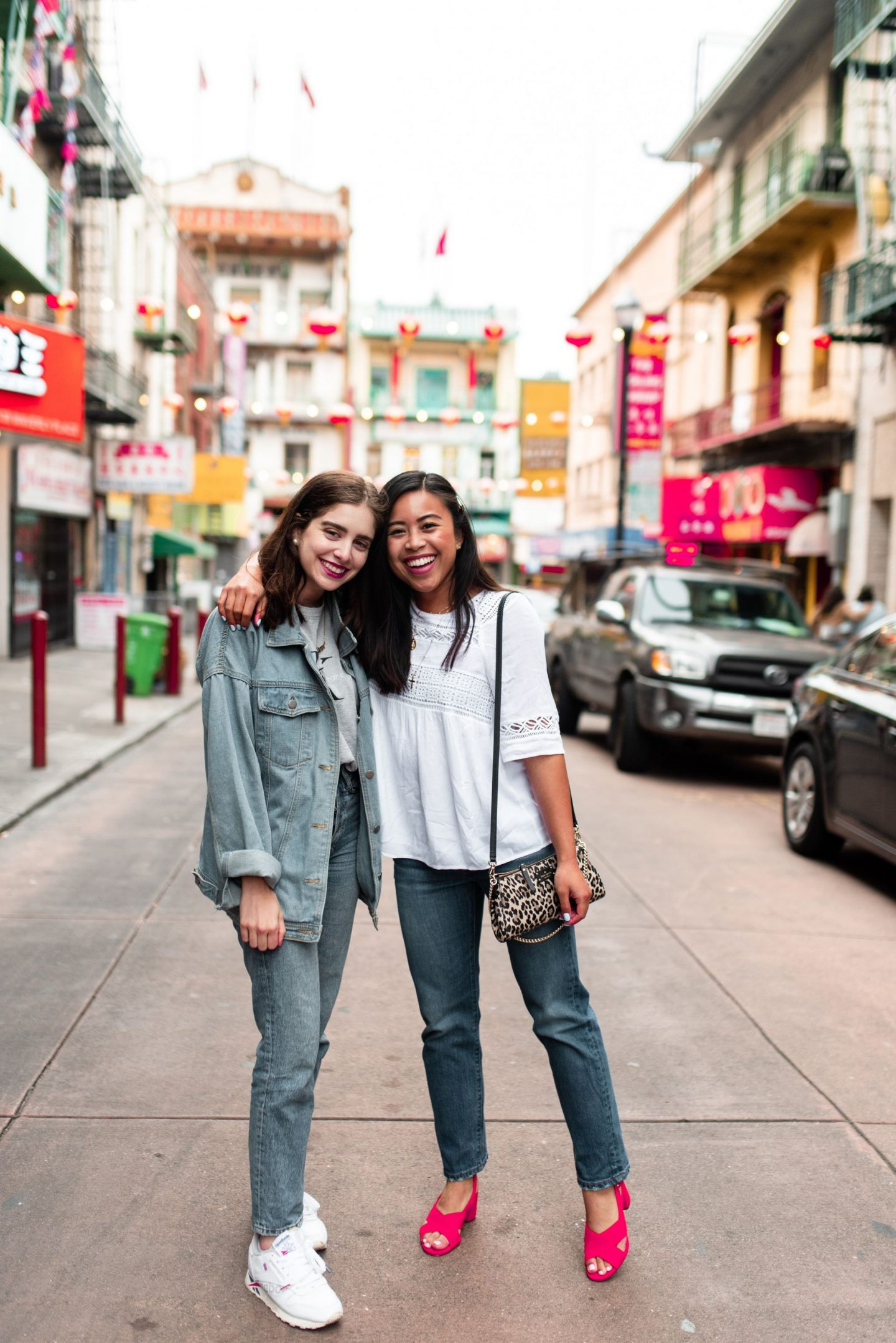 Chinatown San Francisco - Best Friends