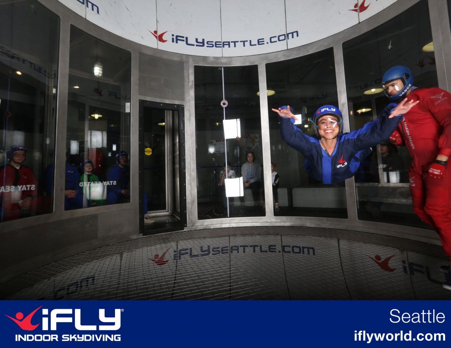 IFly Seattle - Tukwila