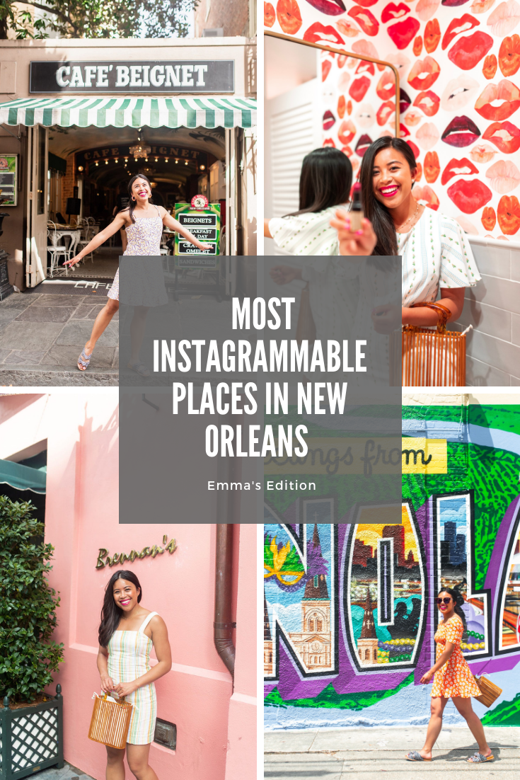Most instagrammable Places in Orleans – best photo spots in New Orleans – New Orleans street photography – Instagram worthy spots in new Orleans – NOLA Instagram spots
