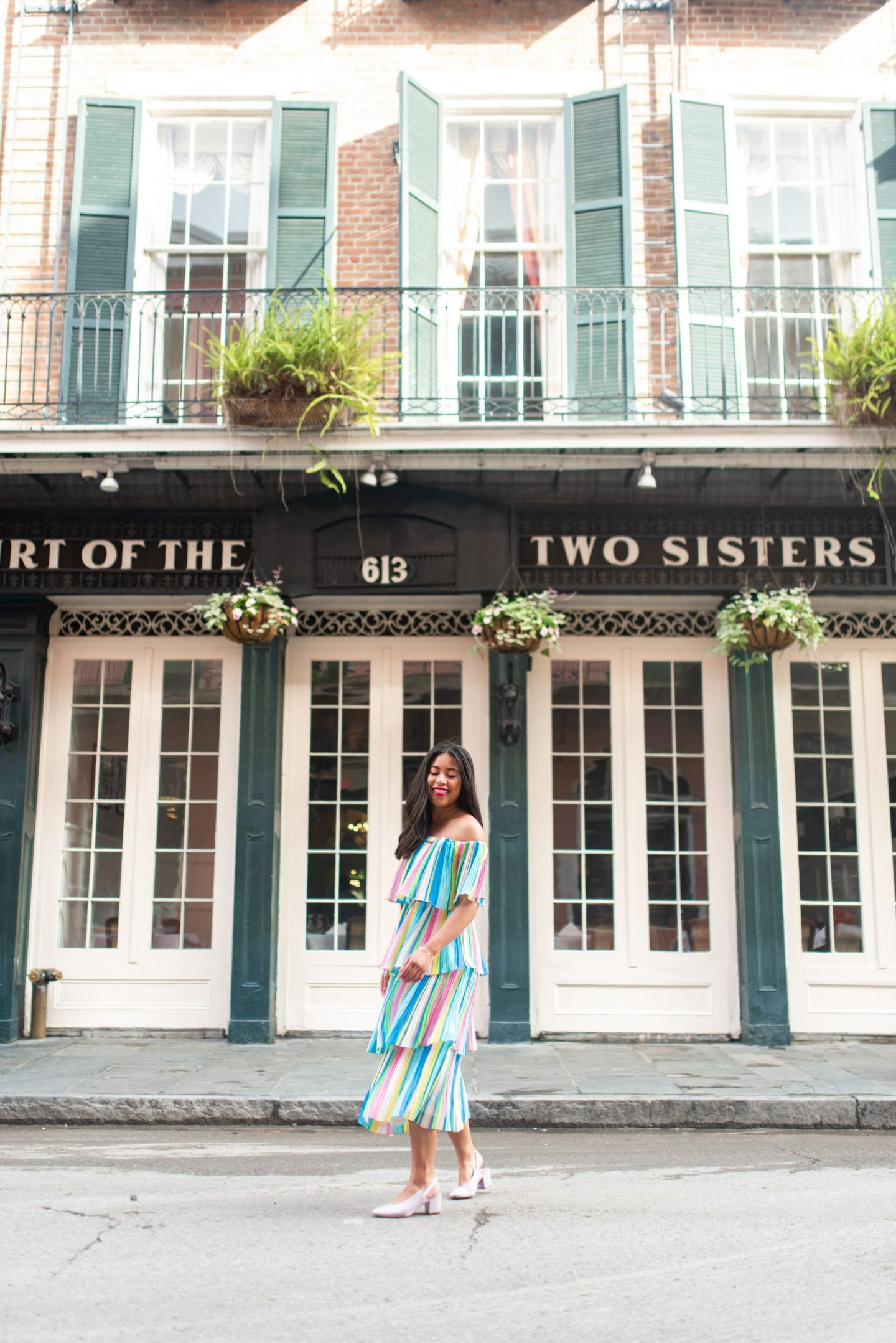 the court of two sisters - Emma's Edition – Travel blogger – Seattle blogger – Travel style – Visit New Orleans