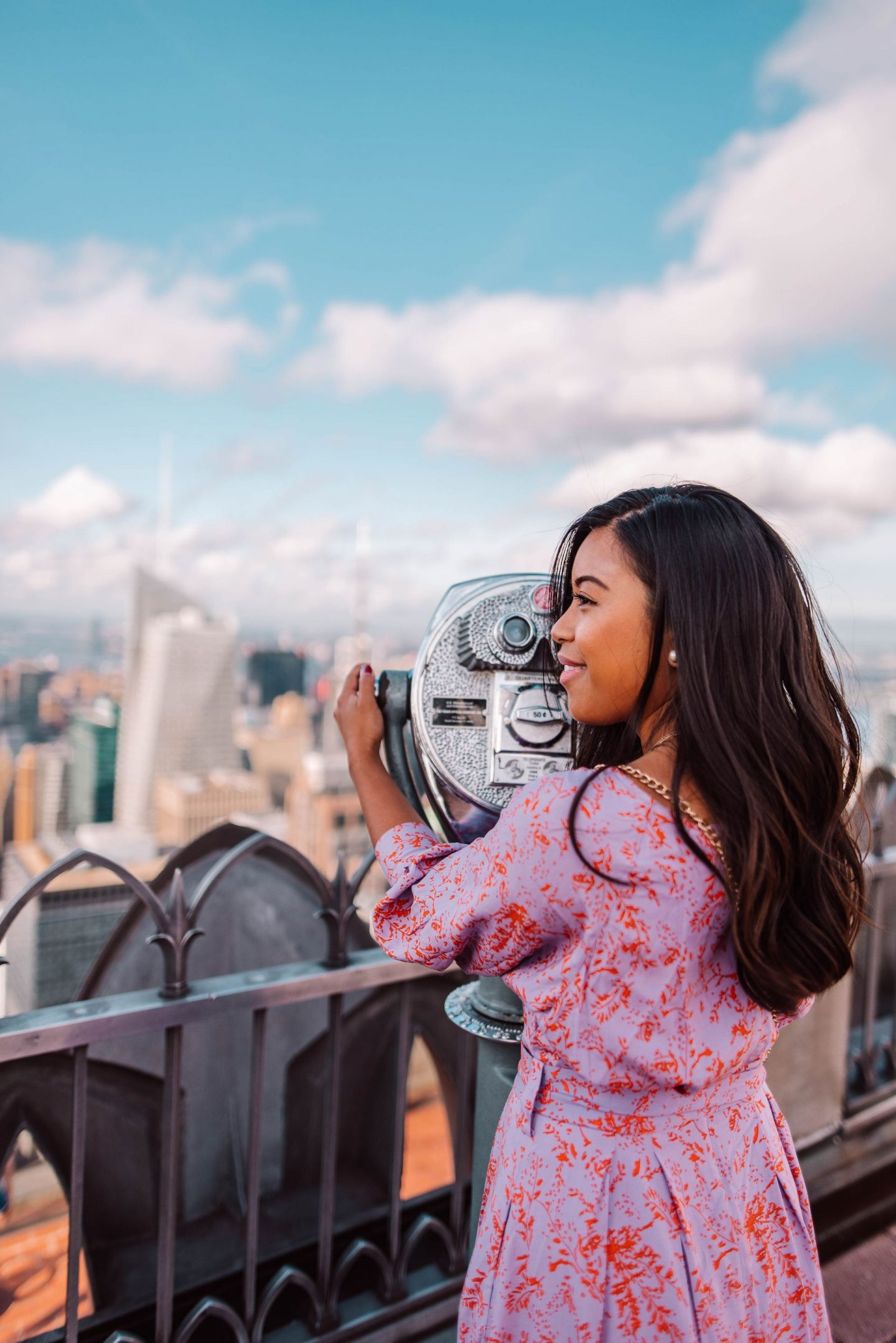 How to get a Great Photo at Top of the Rock
