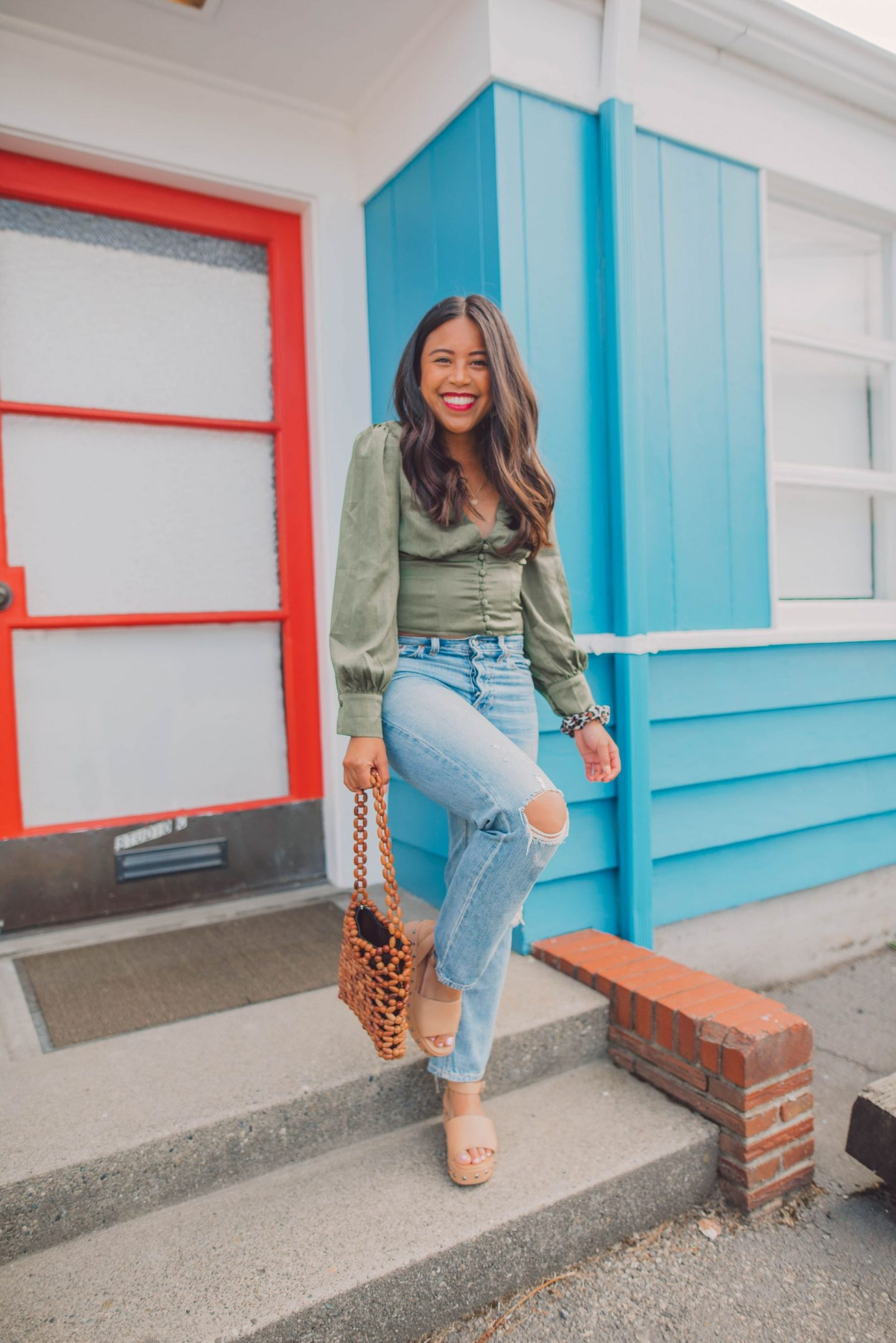 Cute fall outfit ideas for 2019 – transitional autumn outfit ideas – summer to fall outfits – fall fashion outfits – fall casual outfits for school