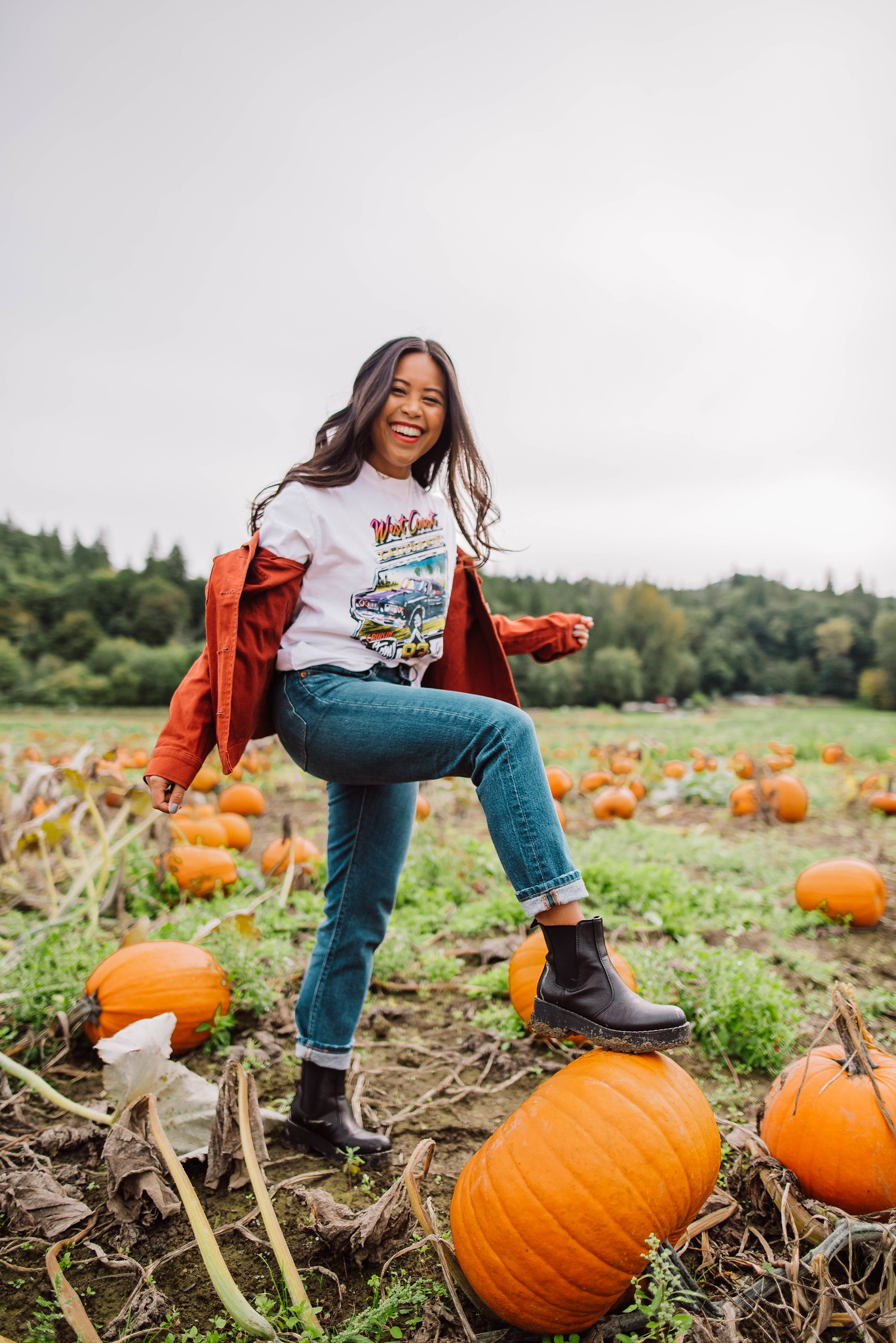 Craven Farms  – Fall in the Pacific Northwest