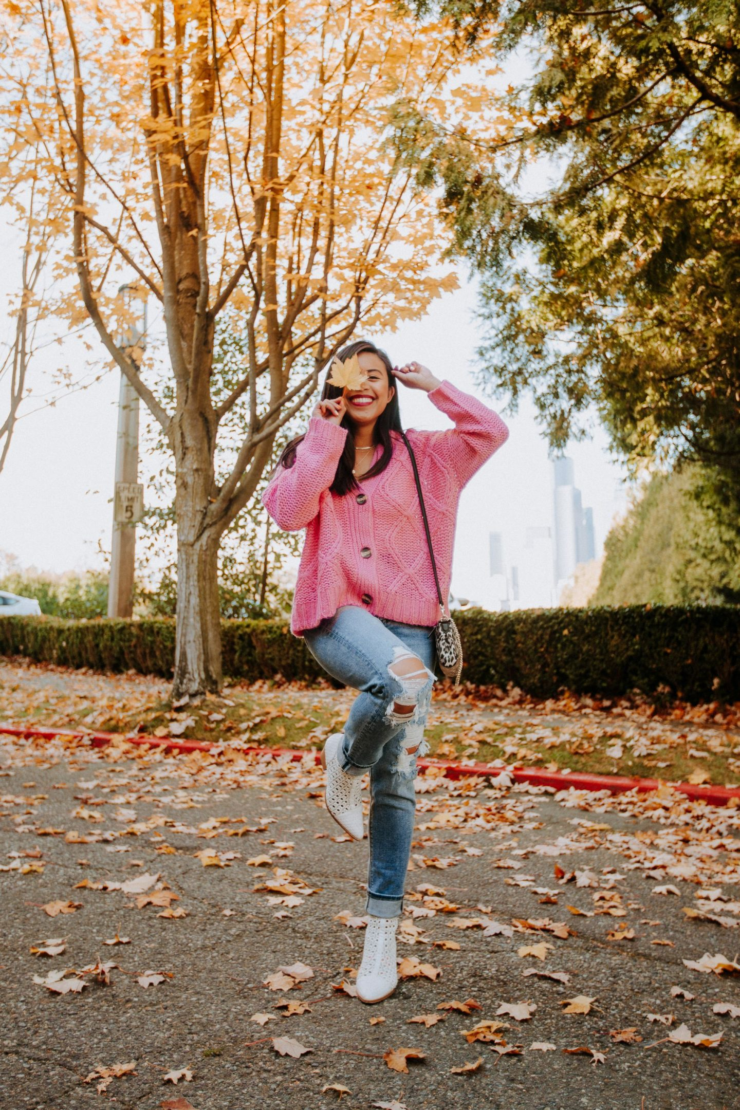 Emma's Edition - Stitch Fix - Fall Outfit Ideas - Seattle Blogger