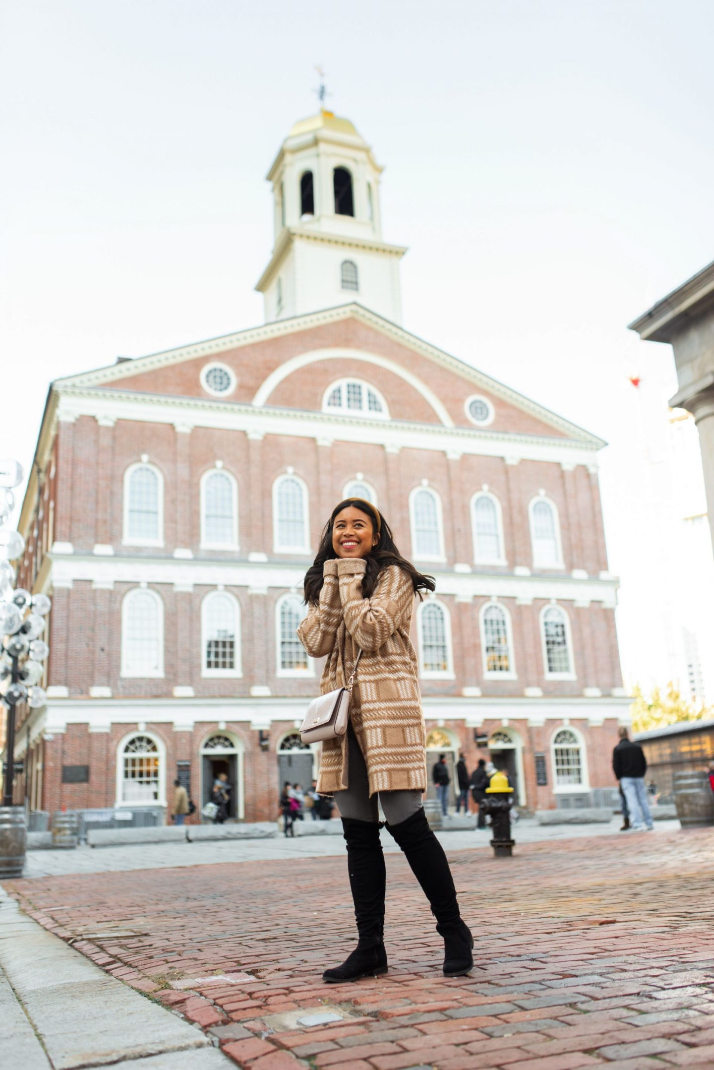 Faneuil Hall - Quincy Market