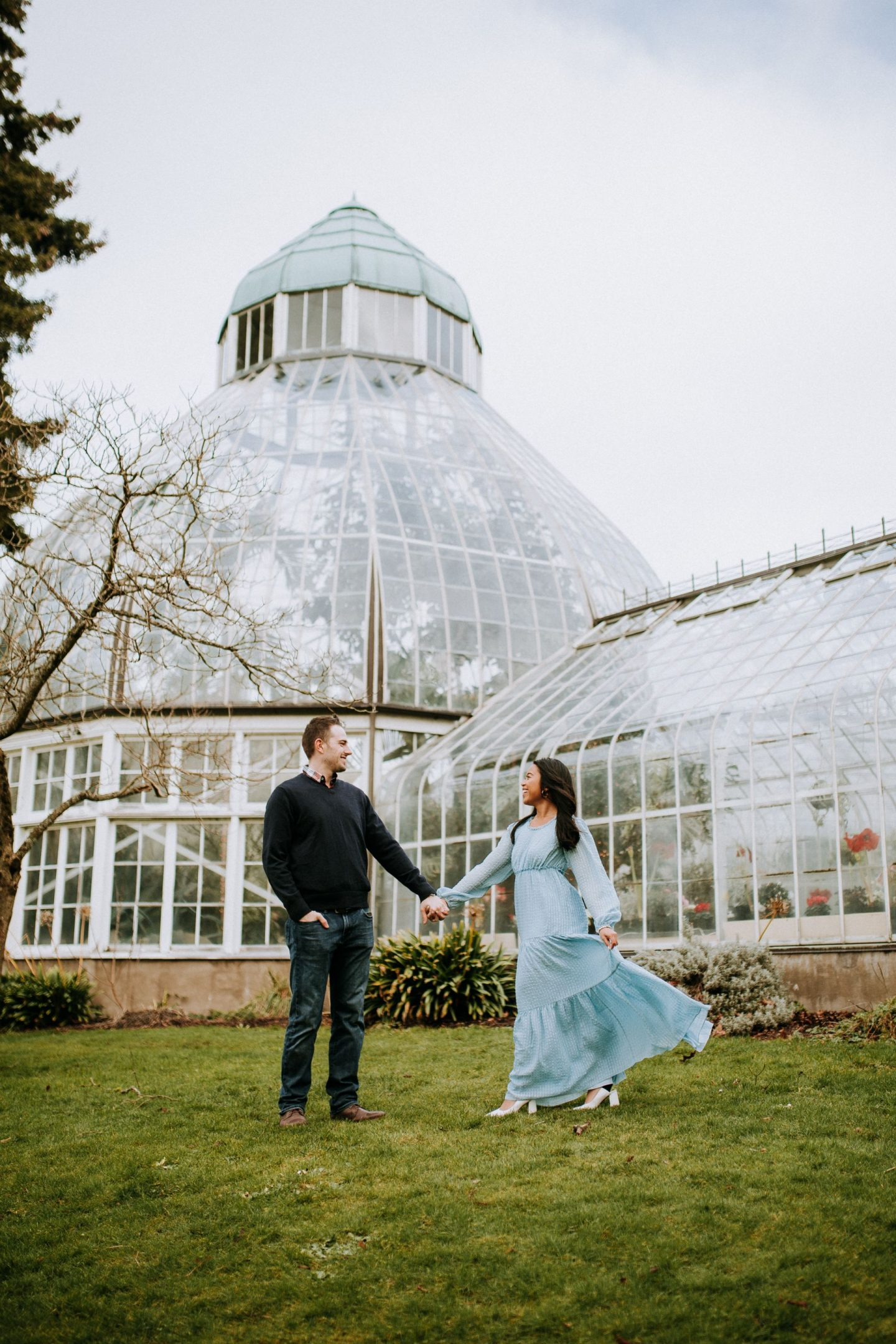 February Wedding Update: Save the Dates, Wedding Dress Shopping & More!