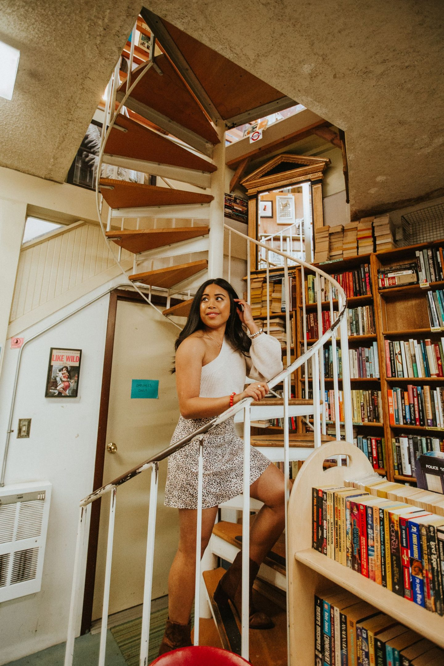 Ophelia's Bookstore - Fremont Seattle - Seattle's Most Instagrammable Places in Fremont