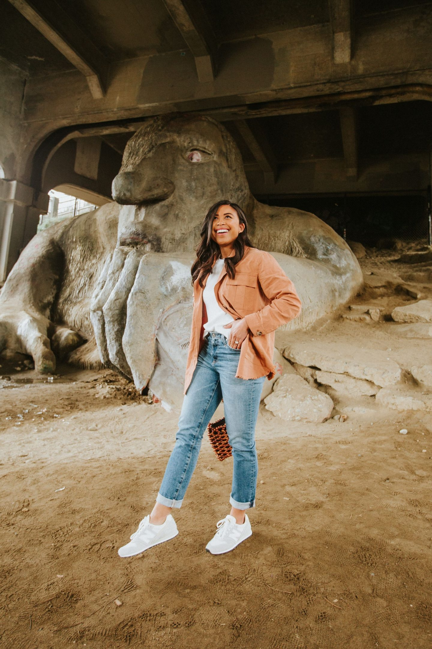 The Fremont Troll - Aurora Bridge - Troll Avenue - Fremont Seattle - Seattle's Most Instagrammable Places in Fremont