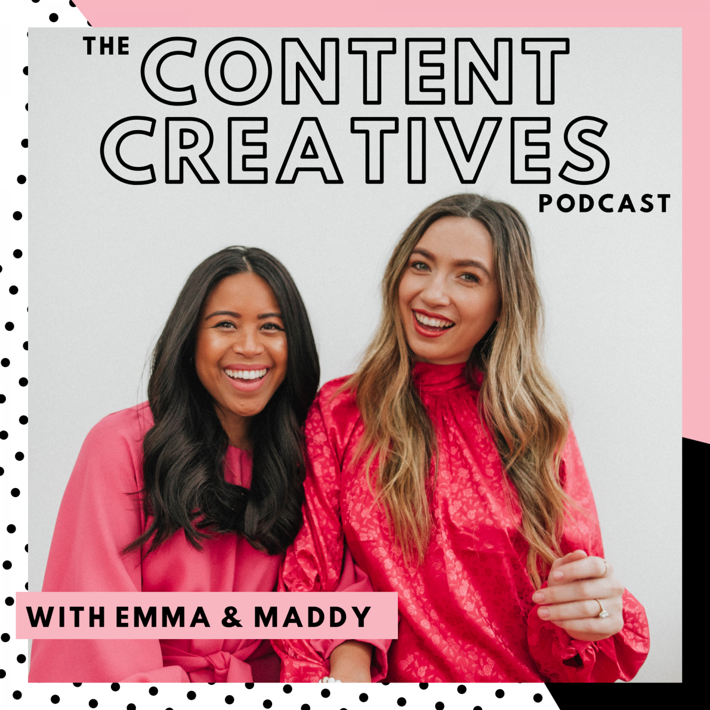 Introducing the Content Creatives Podcast