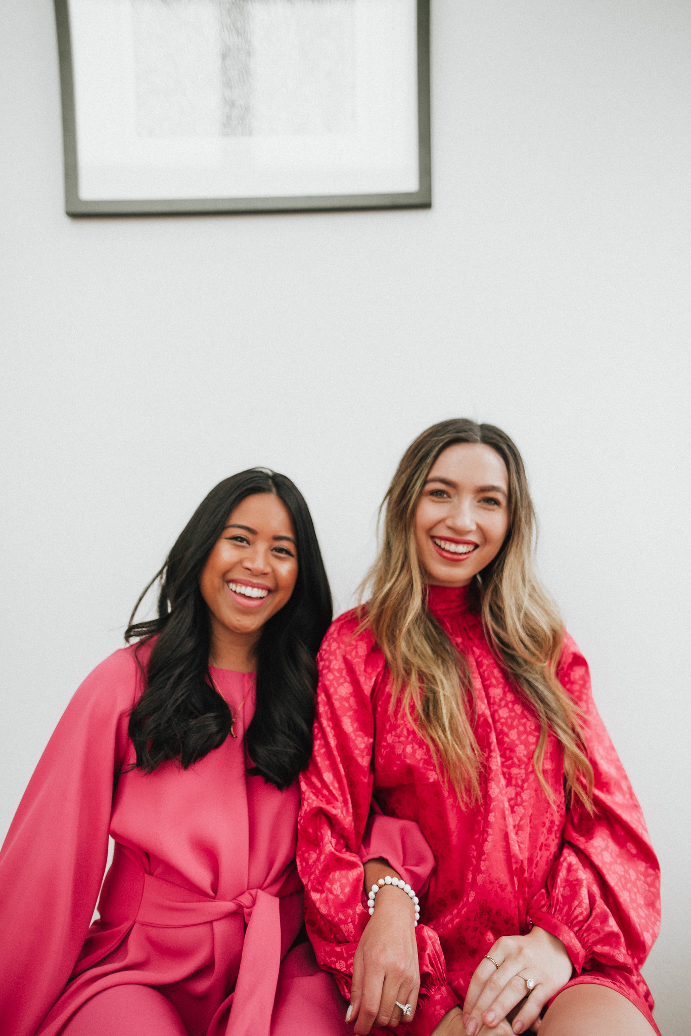 emma and maddy - seattle content creators - seattle podcast host -new podcast