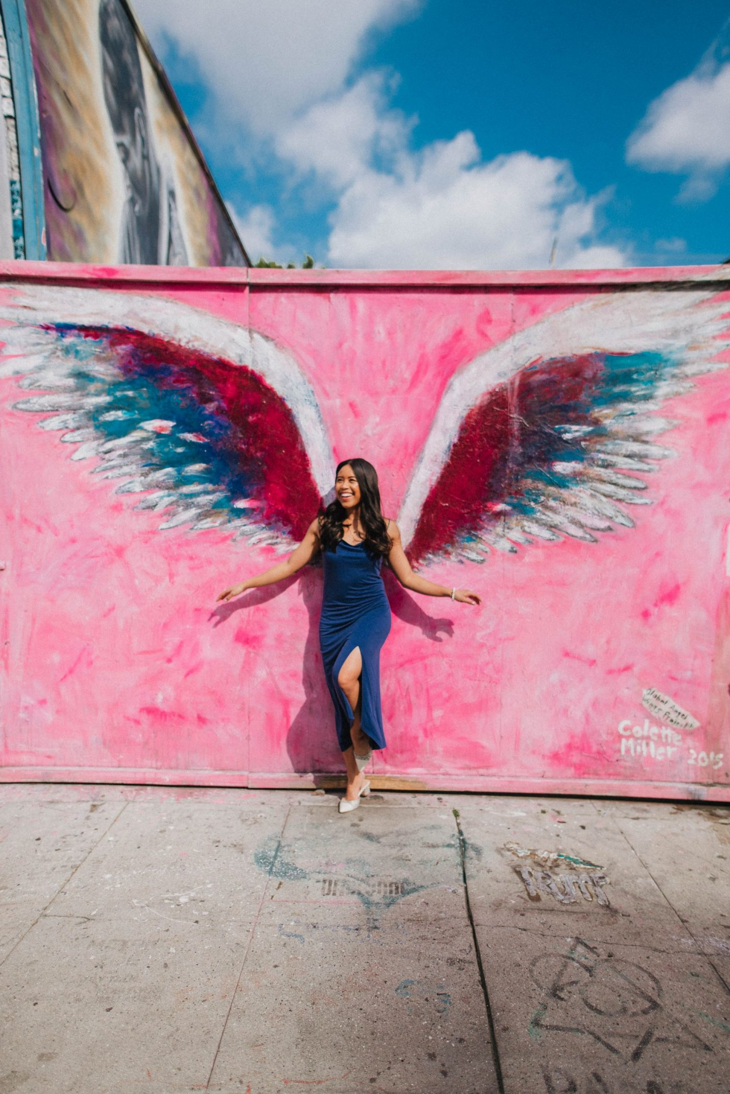 Cool photo shoot locations in los angeles – most Instagram worthy spots in los angeles – LA's most Instagrammable places Melrose avenue – Instagram spots in LA – Instagram spots Melrose Avenue los angeles