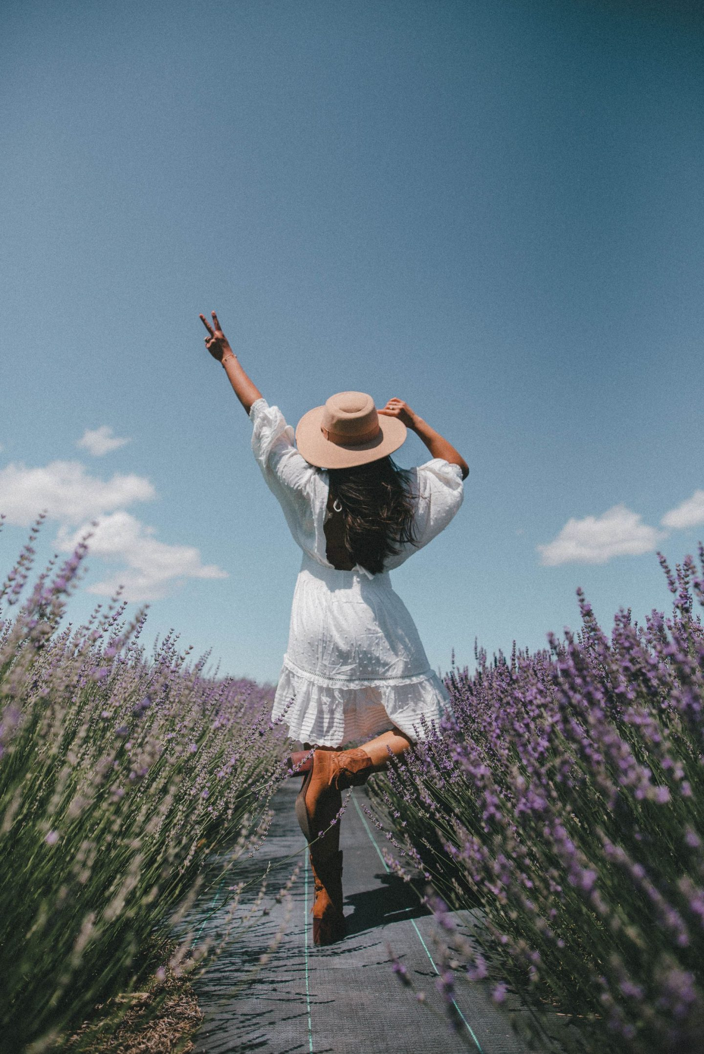10 Lavender Field Photo Shoot Ideas
