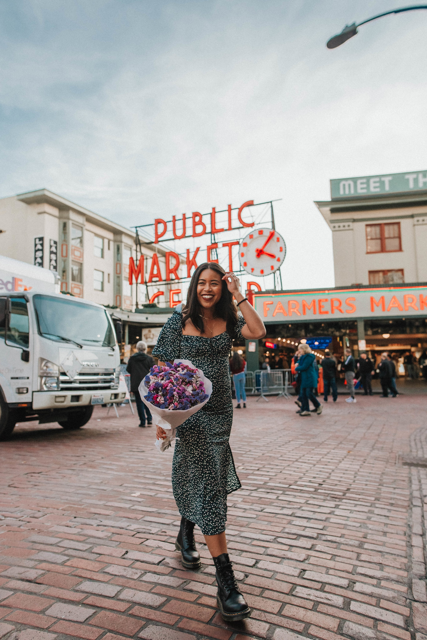 Emma Cortes - Emma's Edition - Pike Place Market