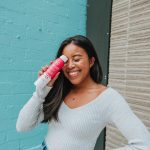 winter haircare with Waterless Haircare x Emma's Edition