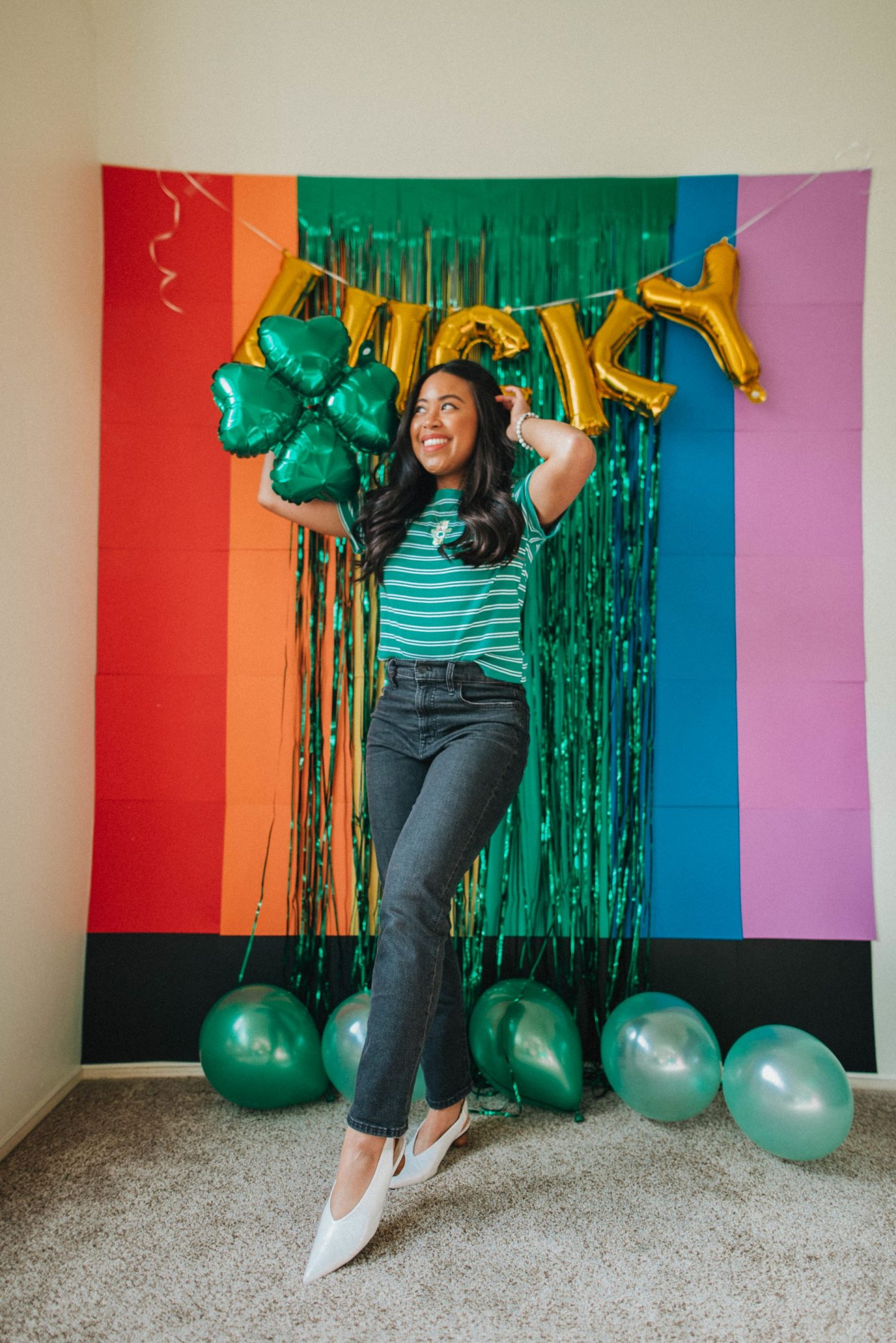 8 St. Patrick's Day Posing Ideas You Can Try