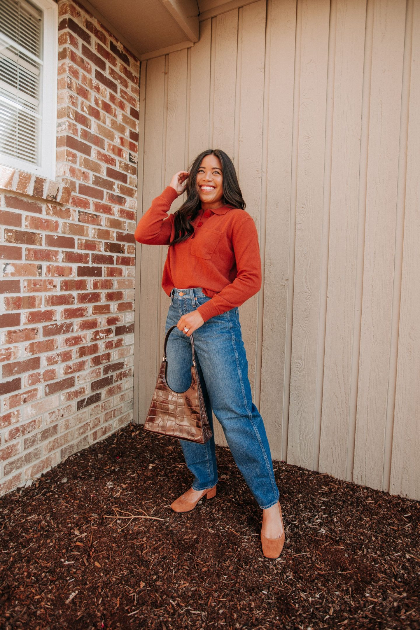 Fall Favorites from J.Crew - J.Crew fall outfit ideas - cashmere sweater and tapered pants - www.emmasedition.com