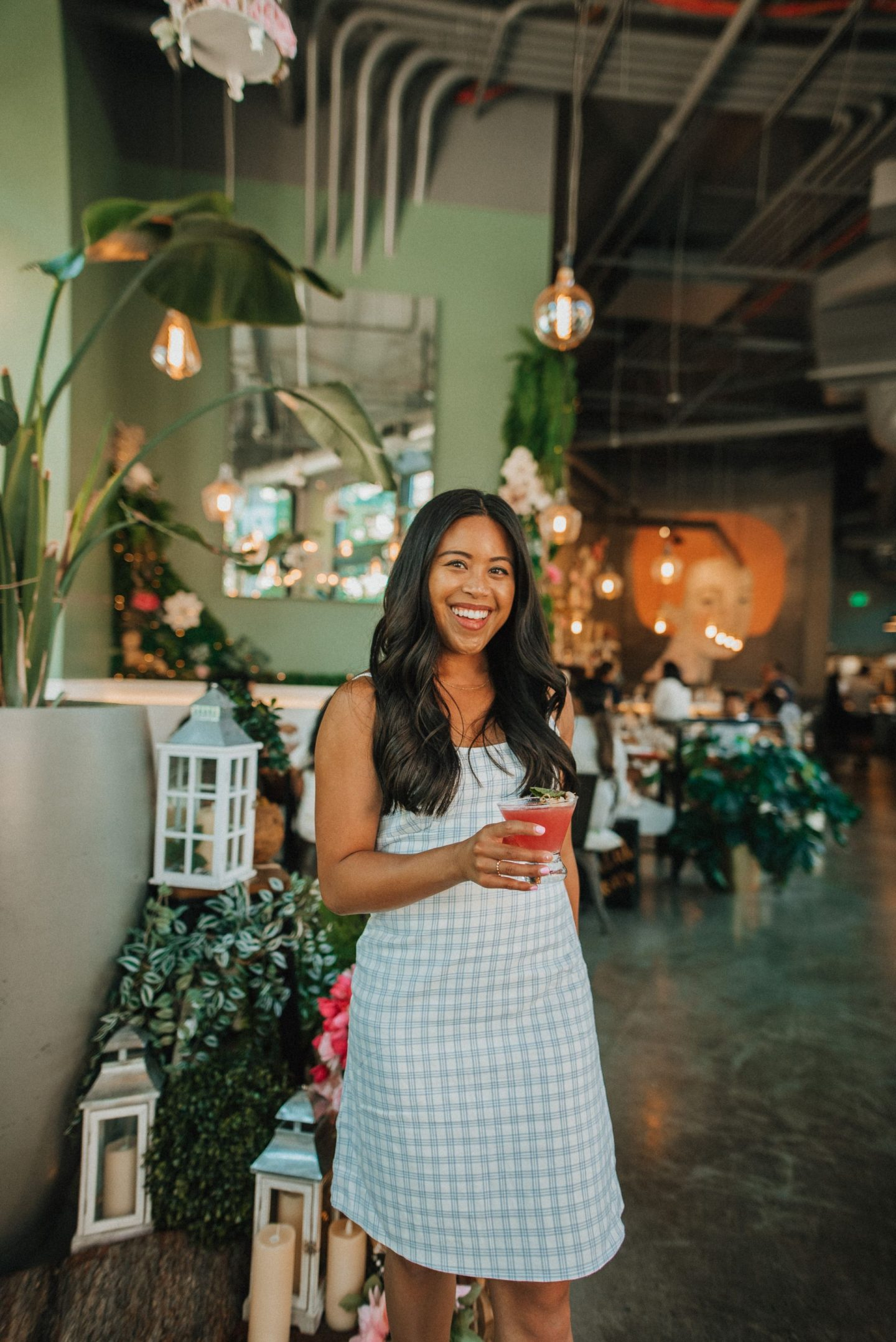 Di Fiora Restaurant in Capitol Hill - Instagrammable restaurants in Seattle - Emma's Edition